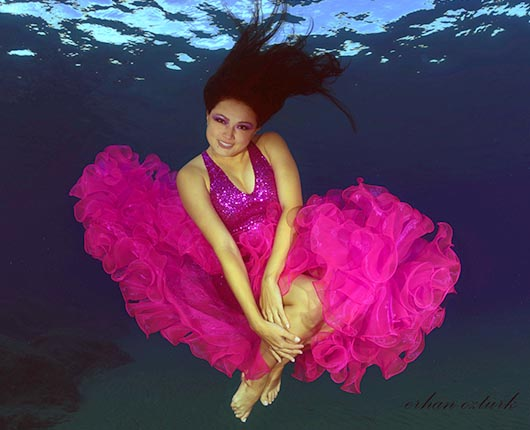 underwater photo modelling